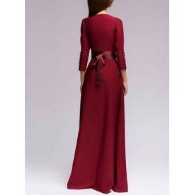 Платье длинное Mix Limited