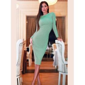 Платье с длинным рукавом Mix Limited